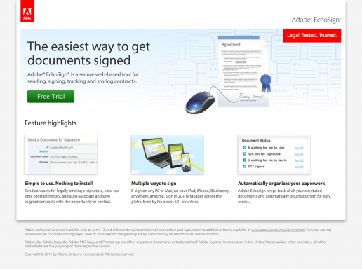 adobe-echosign-legal-tested-trusted-landing-page