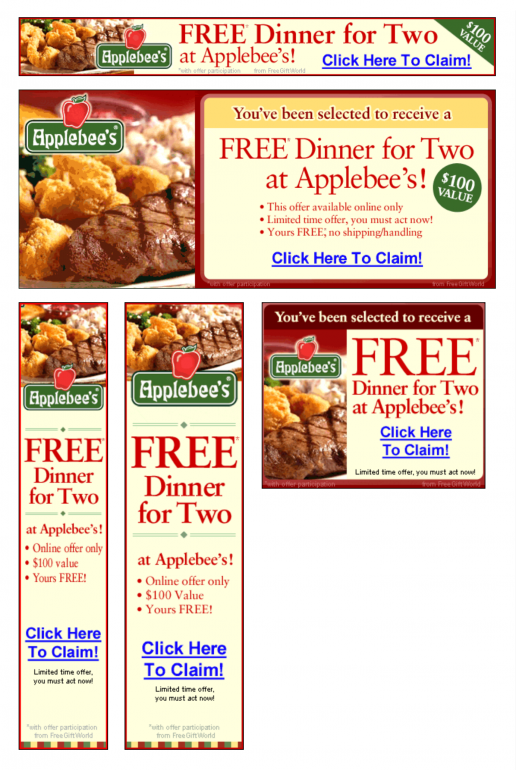 adteractive-freegiftworld-applebees-banner-ad-previews
