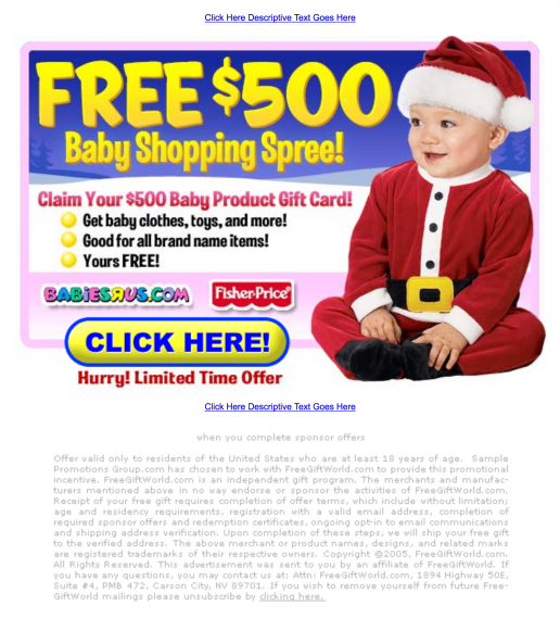 adteractive-freeholidaybabyshoppingspree