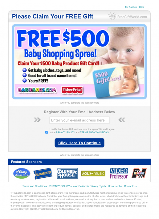 adteractive-landing-page-fgw-500-gift-card-baby-shopping-spree