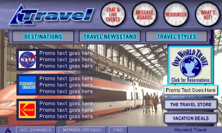 AOL Travel Channel