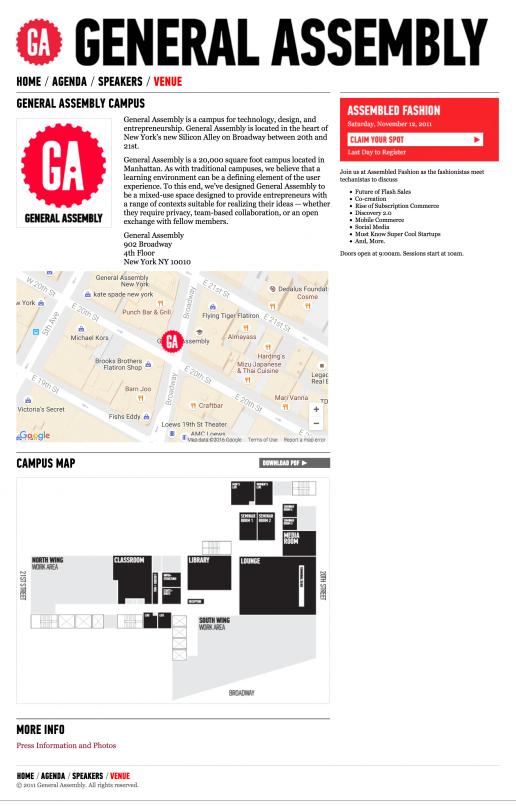 assembled-fashion-website-venue-page
