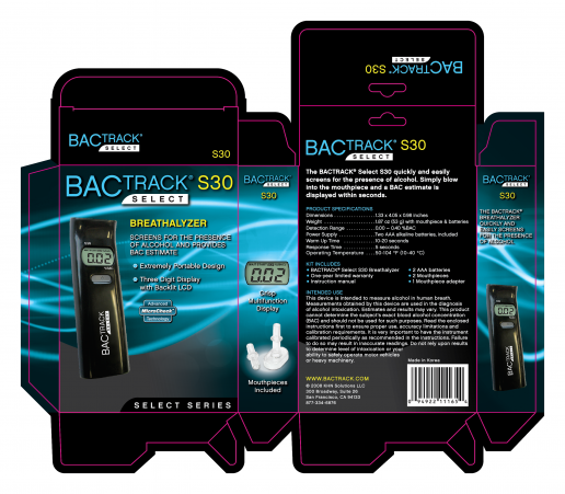 bactrack-select-s30-retail-box-packaging-design