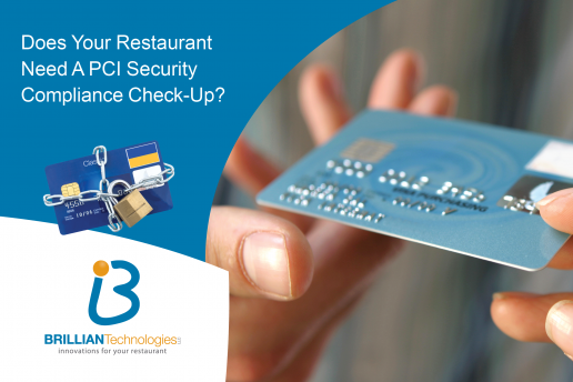 "Brillian ""PCI Compliance"" Postcard Mailer Front"