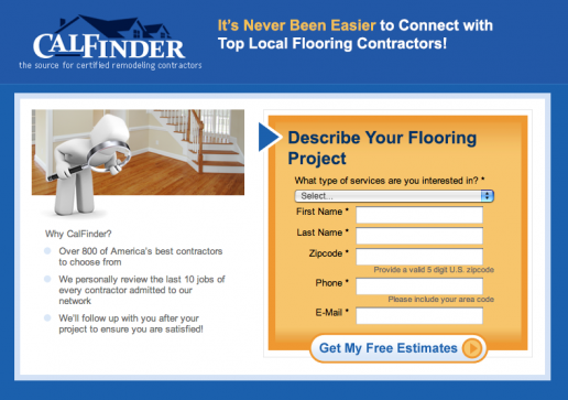 calfinder-flooring-contractors-landing-page-mockup