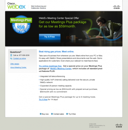 cisco-webex-meetings-plus-summer-campaign-landing-page