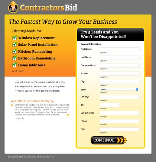 contractorsbid-l-step-1
