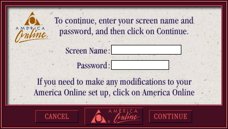 Sign In To Aol Modal Overlay