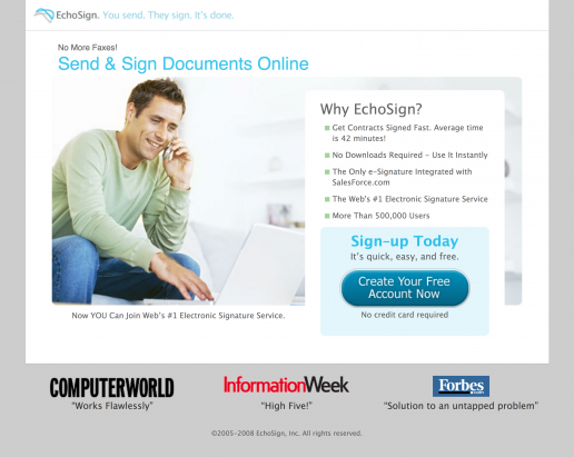 echosign-send-and-sign-documents-online-with-guy-click-through-landing-page