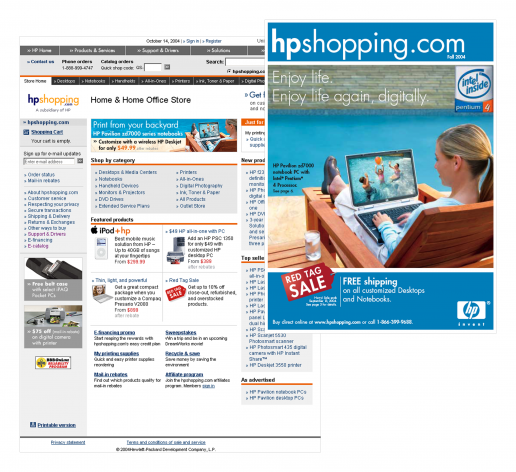 hp-graphics-coordination-between-summer-print-catalog-and-store-website