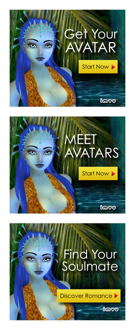 imvu-avatar-movie-theme-campaign-initial-test-banner-ad-direction-previews