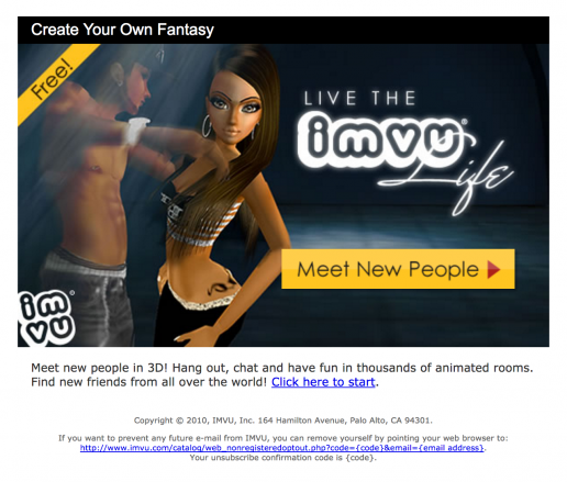 imvu-email-create-your-own-fantasy