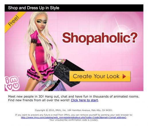 imvu-email-shopaholic-create-your-look