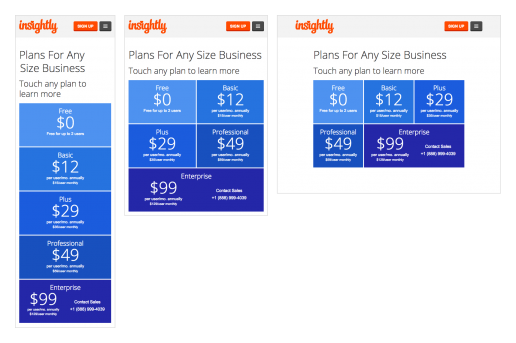insightly-responsive-design-mobile-only-pricing-page
