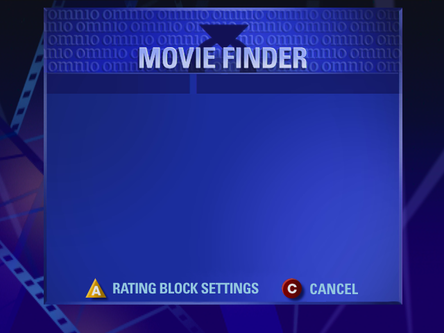 Omnio Full Service Network movie-finder-ratings