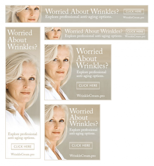 ppcassociates-wrinkle-cream-worried-about-wrinkles-banner-ad-previews