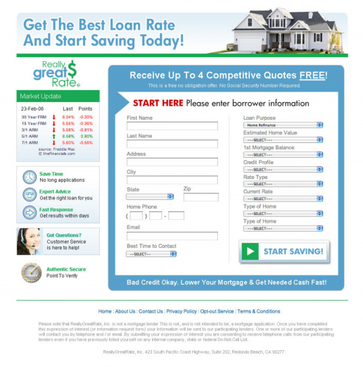 really-great-rate-home-loans-landing-page-version-1