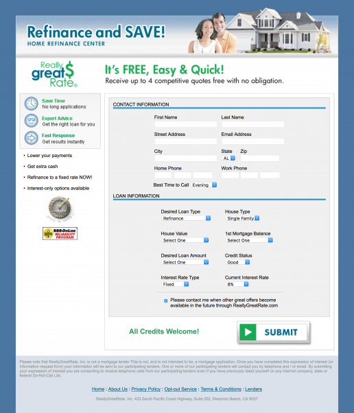 really-great-rate-home-loans-landing-page-version-2